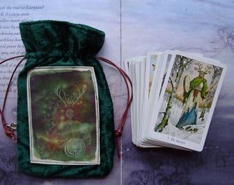 Path Weaver ~ Tarot Card Bag
