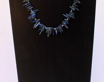 Squash Blossom Necklace display, Wi9de necklace display, Necklace display, Squash Blossome