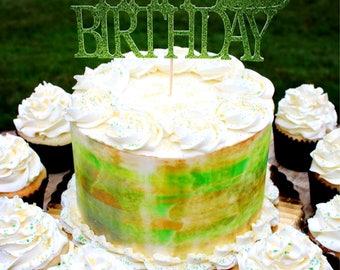 Army cake topper Etsy