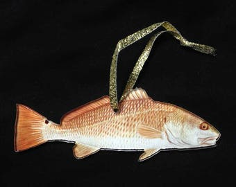 Ornament Red Drum (Redfish)...