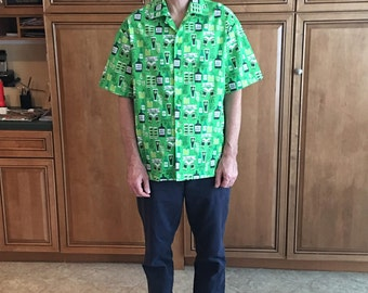 St Patrick's Day shirt