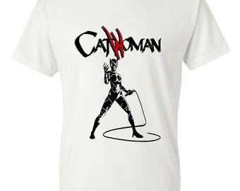 Similar Catwoman T-Shirt