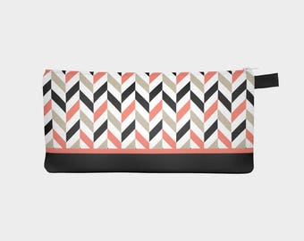 Makeup or Pencil Case stripped