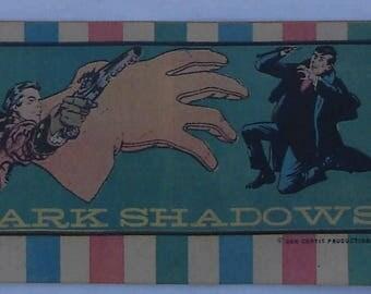 "Dark Shadows 1971 Promotional Comic Book 6""x3"""