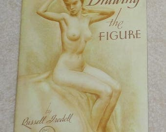 How to Draw The Figure by  Russell Tredell  1960s