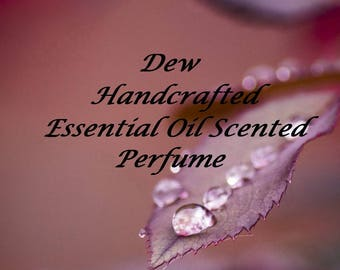 Essential Oil Perfume, Essential Oil Fragrance, Roll on Fragrance, Floral Perfume, Roll on Perfume, All Natural Perfume, Dew Drops Scent