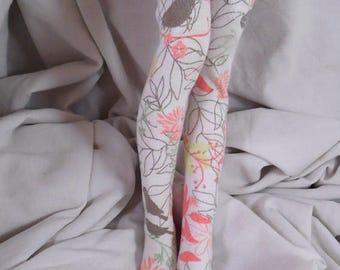 MNF and/or M.S.D. thin B.J.D. long socks