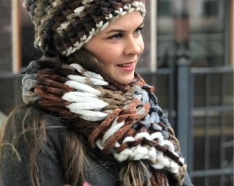 Hat - warm, soft, stylish, comfortable