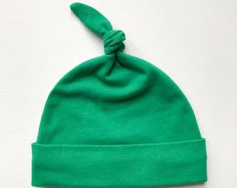 knottie baby hat   santa's helper