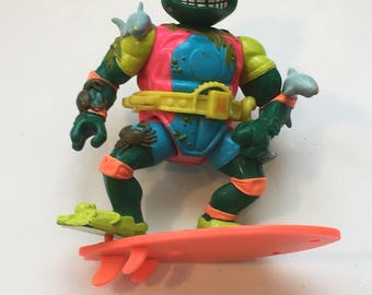 Michelangelo Surfer