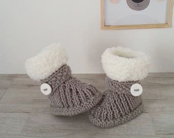 slippers nap for baby
