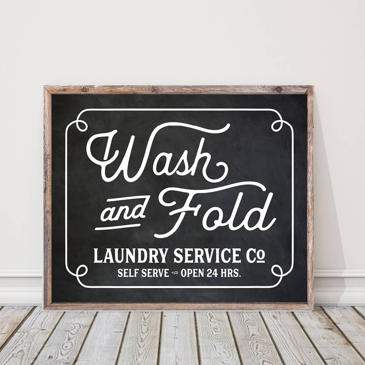 Wooden Laundry Sign Mesmerizing Laundry Room Decorlaundry Room Art Printlaundry Signlaundry Design Ideas