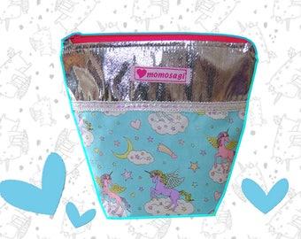 Kawaii unicorn world pouch 【SUPERかわいい!】
