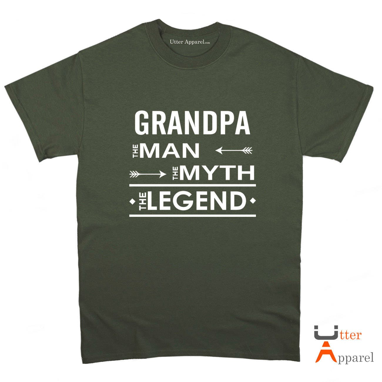Christmas Gifts for Grandpa, gifts for grandad, Grandpa shirt ...