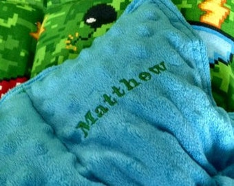 Embroidery Add-On For Weighted Blankets