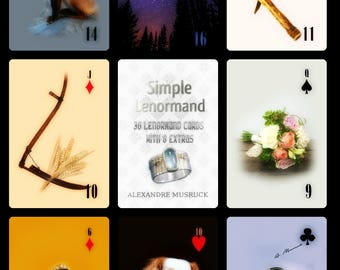 Simple Lenormand by Alexandre Musruck
