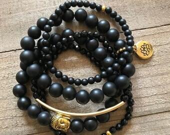 Buddha Bracelet Set