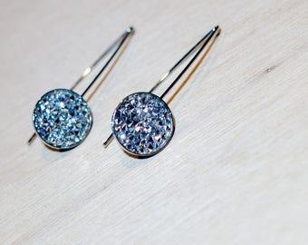 Spear Crystal fine Rocks Swarovski earrings