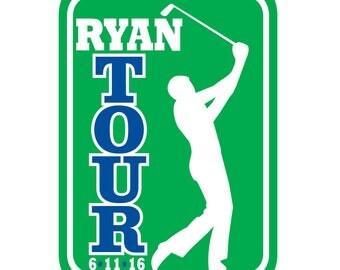 Golf Bar Mitzvah Logo