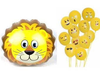 "Latex balloon ""Emoji"""