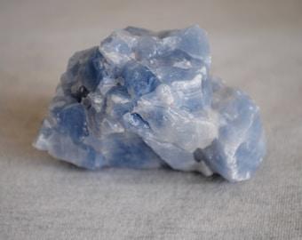 Blue Calcite, Rough, Healing Stone