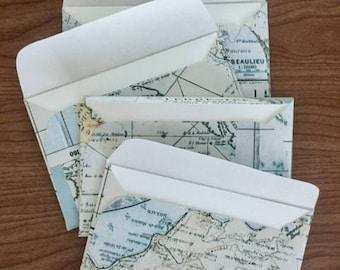 Monaco Envelopes + Cards
