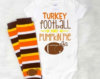 baby boy thanksgiving outfit baby boy thanksgiving bodysuit baby boy thanksgiving shirt boys thanksgiving shirt turkey football pie shirt