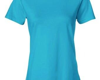 Ladies - BLANK shirt - FREE SHIPPING