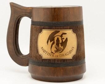 Mother of Dragons Khaleesi Game of Thrones Mug Daenerys Targaryen Game of Thrones
