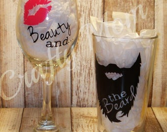 Beauty and the Beard Bar Set