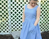 Ella Grace Sundress/ 50's style dress