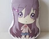 Doki Doki Literature Club Yuri Pillow
