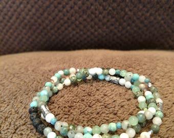 Diffuser Bracelet- Ocean