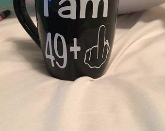 Old Farts mug