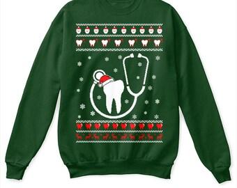 Dental shirts, dental gifts, dental hygienist shirt, dental hygienist gift, dentist gift, dentist shirt, christmas shirt, christmas tshirt