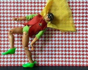1974 Mego Robin / DC Comics / Action Figure / Vintage