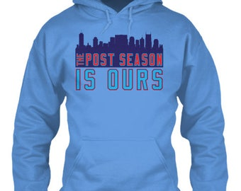 Tennessee Titans Post Season is Ours Playoffs Hoodie
