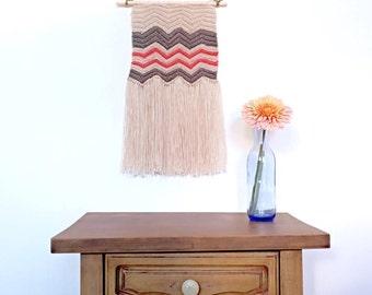 Yupik Crochet Tapestry