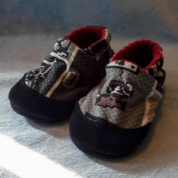 Super Mario Bros: Soft Sole Baby Shoes 6-12M