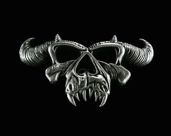 Ultimate DANZIG belt buckle