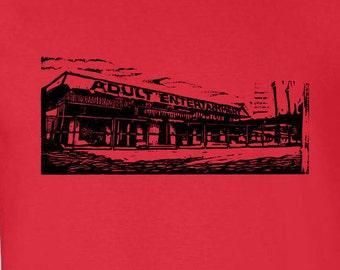 Adult Entertainment Unisex T-shirt