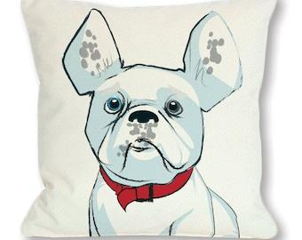 Blue French Bulldog Download