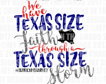 Hurricane Harvey Adult T shirts - Profits will be going to Texas Survivors