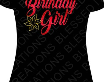 Birthday Girl Shirt Glitter Shirt Shirts Birthday Girl Birthday Glitter Birthday Girl Shirt Birthday Shirt Women Adult Birthday Shirt