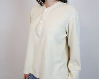 Military Issued Wool Thermal Shirt