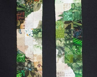clergy stole quilted artquilt
