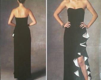 Vogue 1426 - Badgley Mischka - Misse's Dress - Size 6-8-10-12-14
