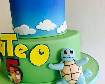 Fondant Pokemon