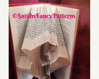 Summer Sale Little Witch - Book Folding Pattern
