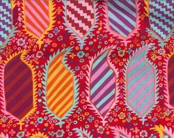 KAFFE FASSETT Striped heraldic fabric